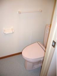 (4)トイレ