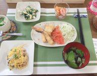 母の日と特別食♪